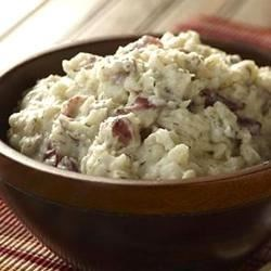 Photo of Smashed Garlic and Dill Potatoes by Spice Islands®