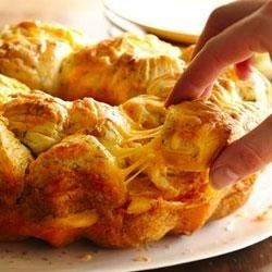 Photo of Grands!® Cheesy Herb Monkey Bread by Pillsbury® Grands!®