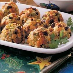 Photo of Fruited Stuffing Balls by Lucille  Terry