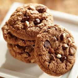 Chocolate Hazelnut Chip Cookies Recipe