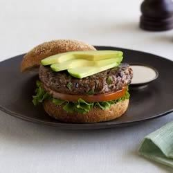 California Avocado Steakhouse Burger Recipe