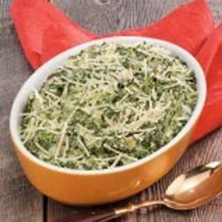 Photo of Creamy Spinach by Gigi Morgan