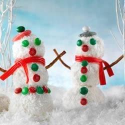 Photo of Rice Krispies* Snowman by KELLOGG'S* RICE KRISPIES*