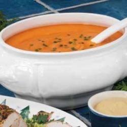 Photo of Fennel Carrot Soup by Marlene  Bursey