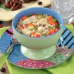 Photo of Oodles of Noodles Soup by Lorri  Reinhardt
