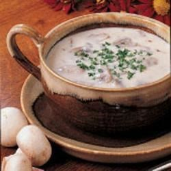 Photo of Golden State Mushroom Soup by David Patton