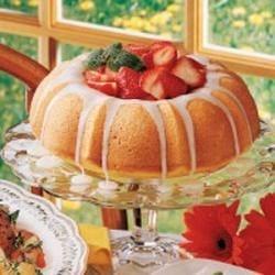 Photo of Berry-Filled Lemon Cake by Leanne  Kistler