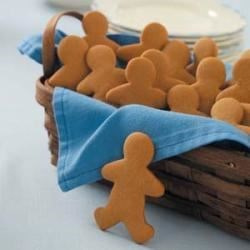 Photo of Gingerbread Boy Cookies by Donna Sasser Hinds