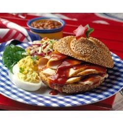 Barbecue Pork On Buns Recipe