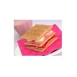 Strawberry Nesquik(TM) Sandwiches Recipe