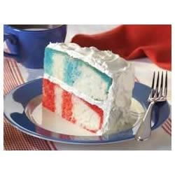 Patriotic Poke Cake Recipe