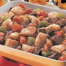 Photo of Baked Beef Stew by Taste of Home's Fast Family Favorites