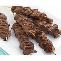 Caramelized Beef Skewers