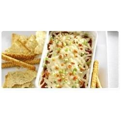 Hot Pizza Dip by 3-A-Day(tm)of Dairy Recipe