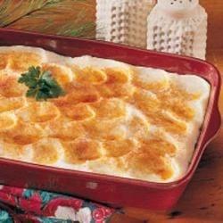Make-Ahead Potatoes