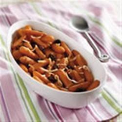 Sweet Glazed Carrots Recipe