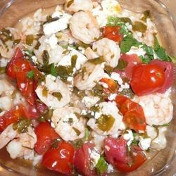 Greek Shrimp Dish From Santorini Recipe