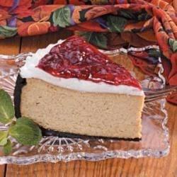 Photo of Cranberry Mocha Cheesecake by Anissa  Bednarski