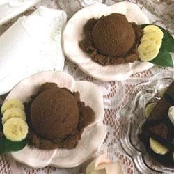Cocoa-Banana Freeze Recipe