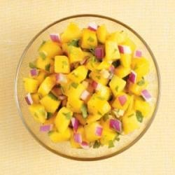 Photo of Gingered Mango Salsa by Barb  Fore