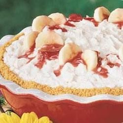 Photo of Banana Cream Cheese Pie by Taste of Home's Fast Family Favorites