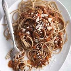 Classico(R) Veggie Spaghetti  Recipe