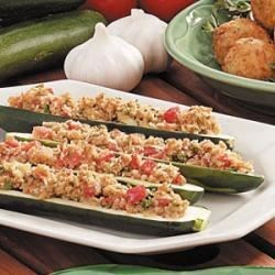 Photo of Italian Zucchini Boats by Concetta  Maranto Skenfield