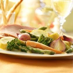 Photo of Maille® Vegetable Dijon Dressing by Maille