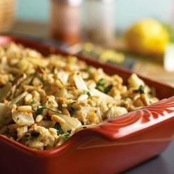 Roasted Fennel with Lemon Stuffing Recipe