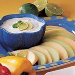 Photo of Ginger Lime Dip by Shirley  Glaab