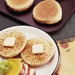 Photo of Whole Wheat English Muffins by Mildred  Decker