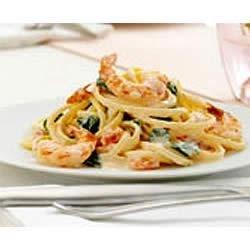 Photo of PHILLY Shrimp-in-Love Pasta by Philadelphia Cream Cheese