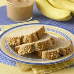 Photo of Jif® Peanut Butter Banana Bread by Jif®