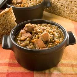 German Lentil Soup Recipe