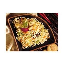 Stir Fried Noodles with Cabbage