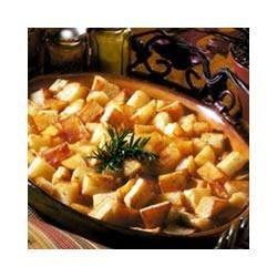 Garlic Roasted Potatoes Recipe