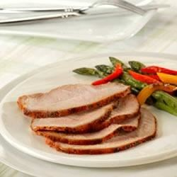 Photo of Rubbed and Grilled Pork Loin by National Pork Board