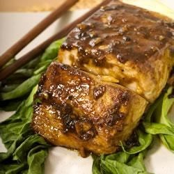 Seared Ginger Mahi Mahi Recipe