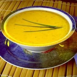 Pumpkin Peanut Soup Recipe