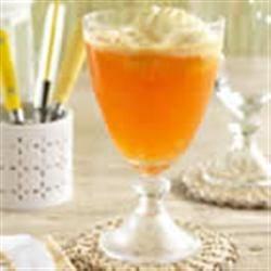 Vanilla-Orange KOOL-AID(R) Yogurt Float Recipe