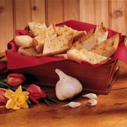 Photo of Cheesy Garlic Bread by Gina  Squires