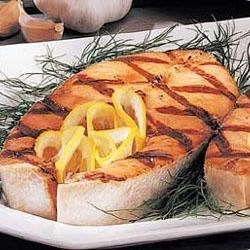 Photo of Barbecued Alaskan Salmon by Taste of Home's Fast Family Favorites
