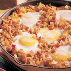 Photo of Country Brunch Skillet by Taste of Home's Fast Family Favorites