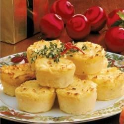 Photo of Mashed Potato Timbales by Taste of Home Test Kitchen