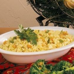 Photo of Curried Rice Pilaf by Lee Bremson