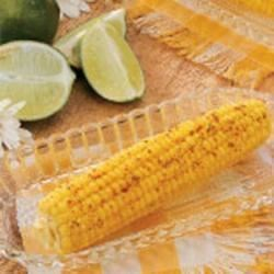 Photo of Tex-Mex Corn on the Cob by Helen  Jacobs