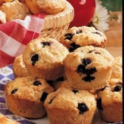 Photo of Aunt Betty's Blueberry Muffins by Shelia  Raleigh