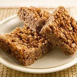 Photo of KELLOGG'S* RICE KRISPIES* Chewy Chocolate Squares by KELLOGG'S* RICE KRISPIES*