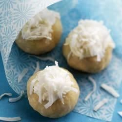 Photo of Lemongrass Snowballs by Real Butter