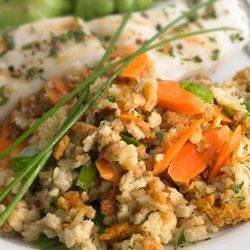 Fish Stuffing Bake Recipe